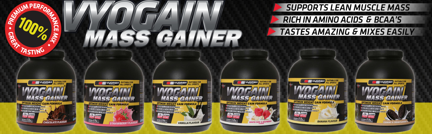 Vyogain Weight Gain