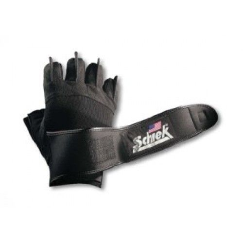 SCHIEK® PLATINUM GLOVES WITH WRIST WRAPS MODEL 540 (PAIR)