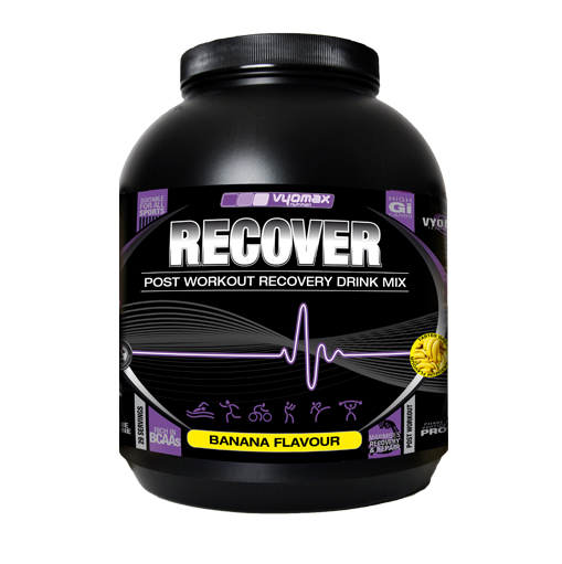 Recovery post workout drink vanilla | Vyomax Nutrition