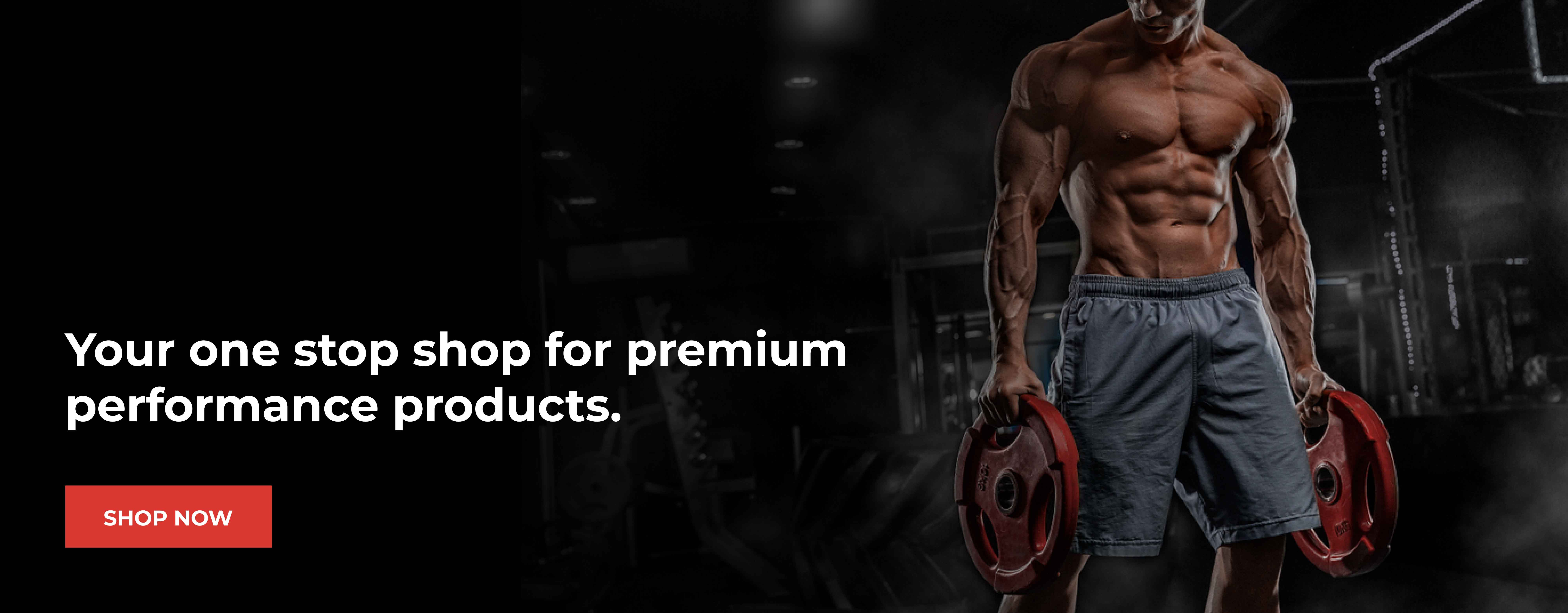 Shop protein supplements