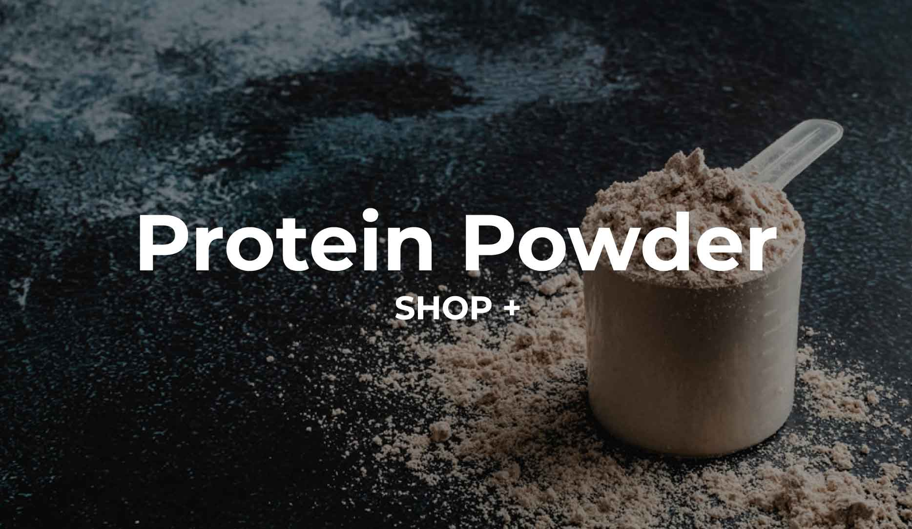 Shop protein powder