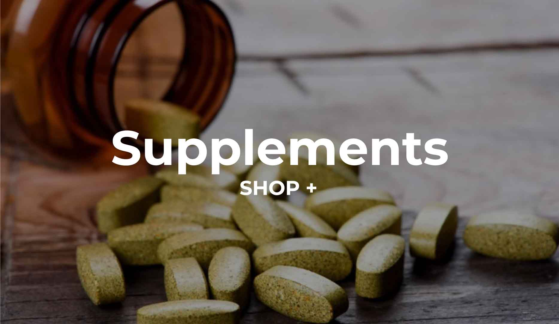 Shop supplements