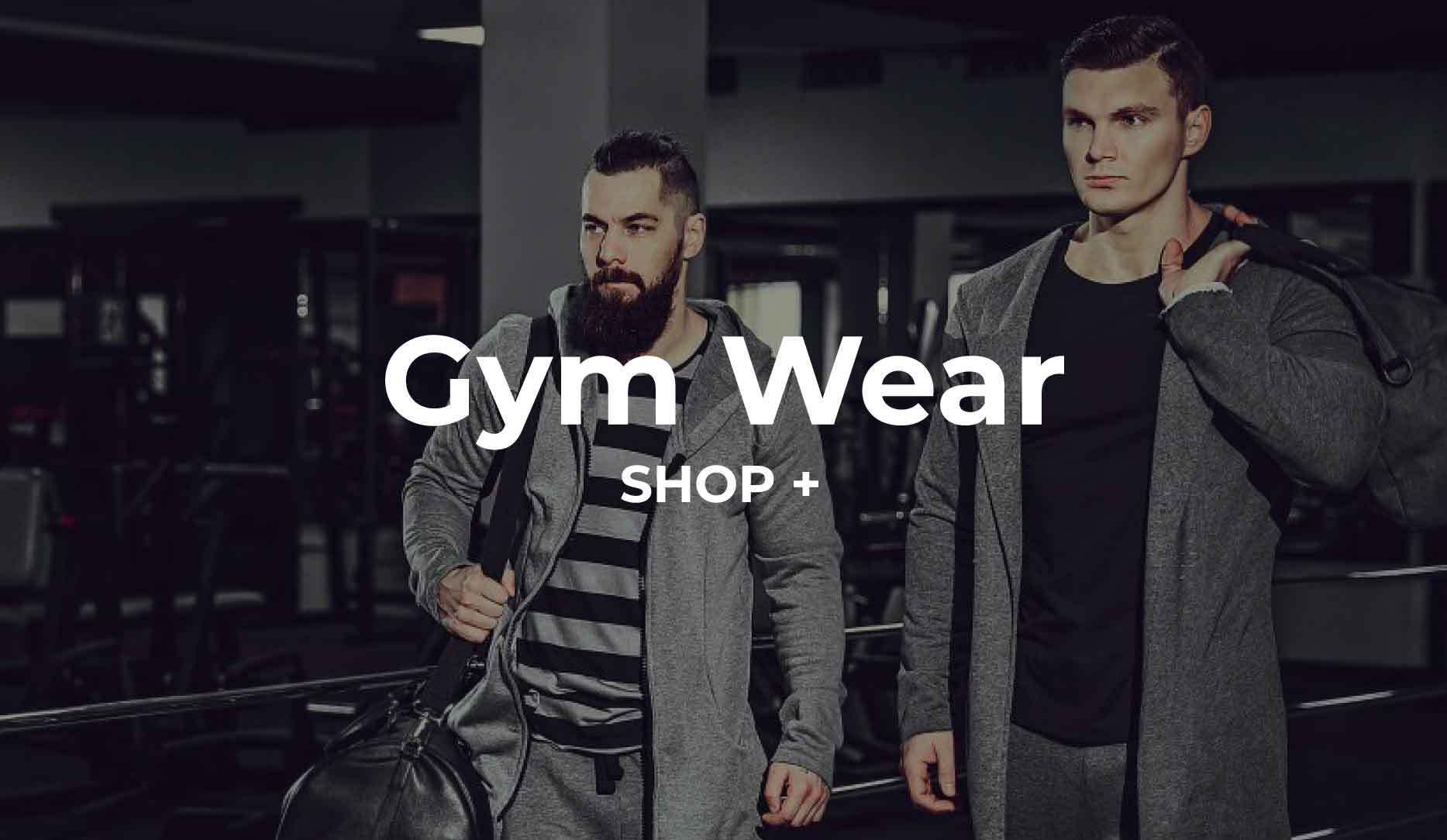 Shop gym wear